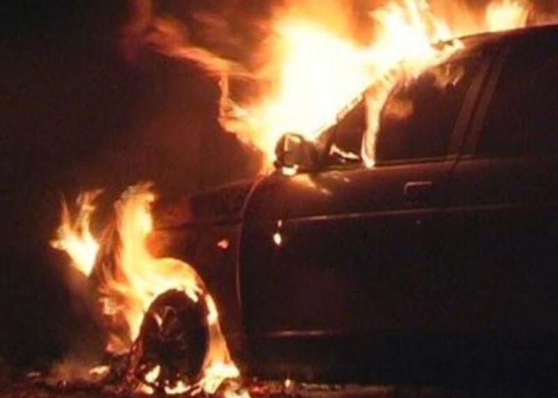 Смолянин из мести сжег машину своего начальника