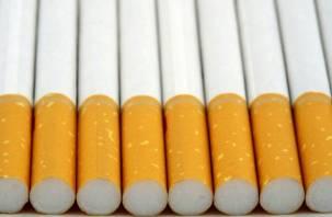 Белорусы «завалили» Смоленщину нелегальными сигаретами