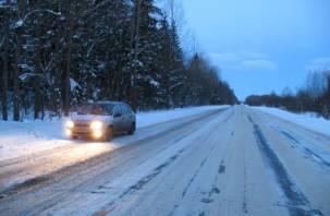 В Смоленской области отремонтировали федеральные трассы