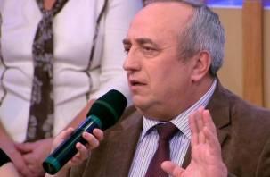 Смоленский сенатор оказался в тройке самых медийных