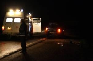 За выходные смоленские водители сбили трех пешеходов