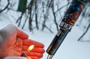 Запуск петард в Смоленской области ограничат территориально