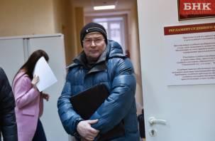 Коррупция на экспорт: в Коми осудили экс-директора смоленского МУПа