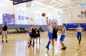 Десногорские баскетболисты получили путевку в финал области