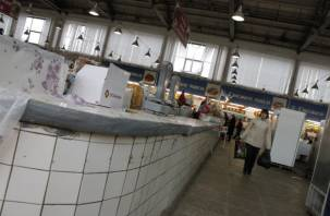 В Смоленске оштрафовали «владелицу» мяса на Заднепровском рынке