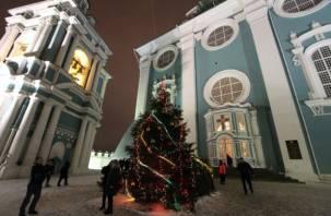 В Смоленске готовятся отметить Рождество