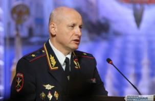 Оргштатные мероприятия: Салютин рассказал о сокращении смоленских сотрудников ГИБДД