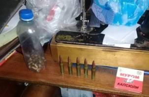 Смолянин продавал оружие с помощью «закладок»