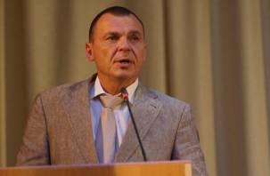 Главного федерального инспектора по Смоленской области записали в троечники