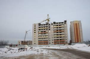 В Смоленске построят дорогу к микрорайону Новосельцы