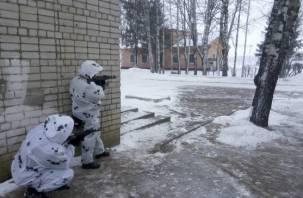 Смоленские силовики ликвидировали «террористическую группировку»