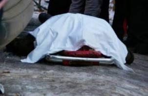 В Смоленске возле общежития на Шевченко найден труп мужчины