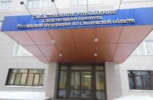 Следственный комитет возбудил два уголовных дела по убийству девочки на Смоленщине