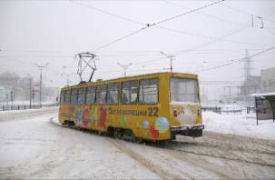 «Едет-не едет»: смоленские трамваи № 4 будут заезжать на вокзал до определенной поры