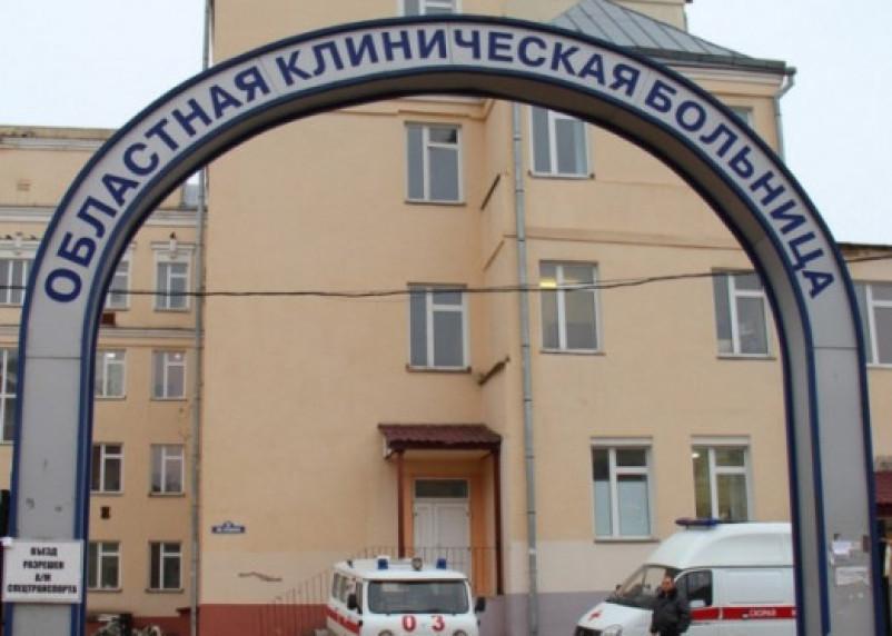 В Смоленской областной больнице открылся домовой храм