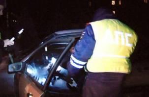 Смолянин угнал авто у собутыльника, попал в двойное ДТП и начал скрываться от ДПС