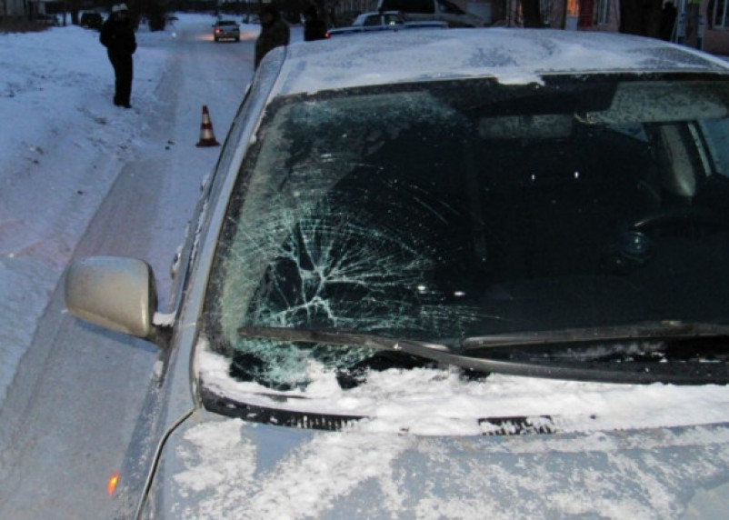 Пожилого смолянина насмерть сбил водитель и скрылся