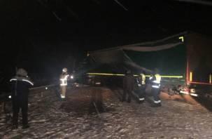 Смоленская полиция разыскивает свидетелей смертельной аварии