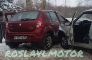 Смоленская автоледи едва не погубила ребенка на «проклятом» месте