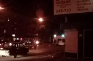 Смоленская полиция устанавливает свидетелей смертельного ДТП