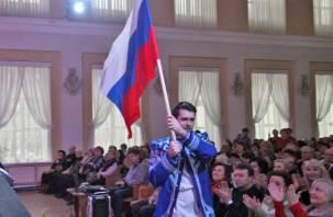 В смоленской филармонии состоялся концерт в честь победы в Сталинградской битве