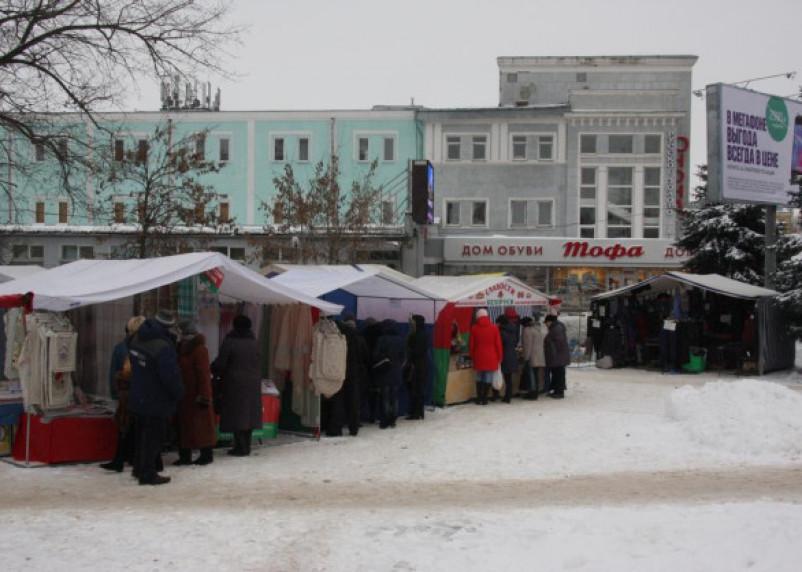 Смоляне жалуются на колхозные рынки в центре города