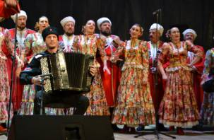 Кубанский казачий хор выступит для смолян