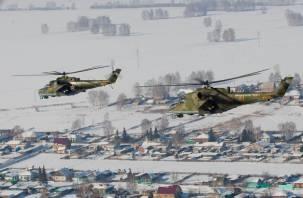 На Смоленщине стартовало обучение авианаводчиков