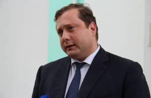 Смоленский профсоюз поставил под вопрос компетенцию губернатора Островского