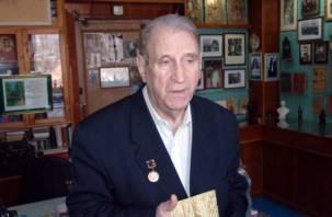 На Смоленщине создатель уникального музея Сергея Есенина отмечает 85-летие