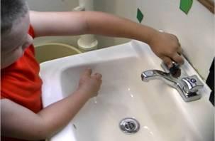 В Смоленске детский сад остался без холодной воды из-за аварии