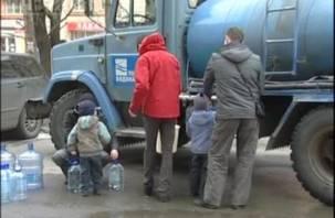 Сотням смолян вернули холодную воду
