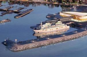 Смолянина загнали в угол в калининградском порту, оставив без денег