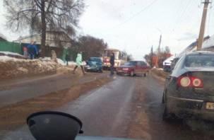 «Супер пробка». В Смоленской области произошло серьезное ДТП