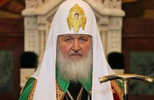Патриарх Кирилл призвал молодежь не смотреться в зеркало