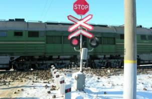 На Смоленщине в 2018 году отремонтируют 22 железнодорожных переезда