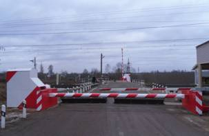 На железнодорожном участке Москва-Смоленск появились противотаранные устройства