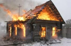 Смолянин погиб в горящем доме
