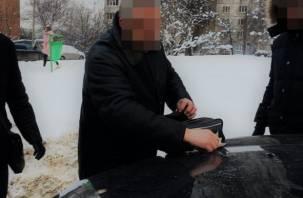 В Смоленске задержали высокопоставленного прокурорского работника
