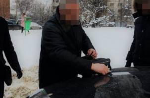 На задержанного в Смоленске высокопоставленного прокурорского работника заведено уголовное дело