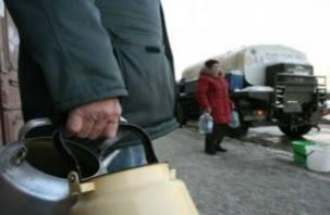 Сегодня в Смоленске на семи улицах отключат холодную воду