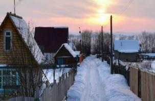 Москвичку ждал сюрприз на ее даче в Смоленской области
