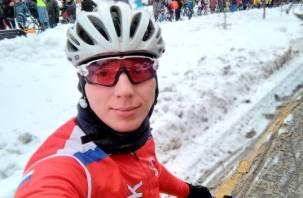«Всадил на плошмяке по ветру»: смолянин принял участие в московском велопараде