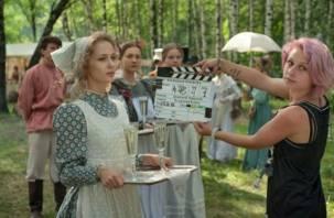 Премьера сериала, снятого на Смоленщине, состоится на Первом канале