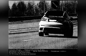Газ в пол. Озвучена самая высокая скорость, с которой гнали по смоленской трассе М1