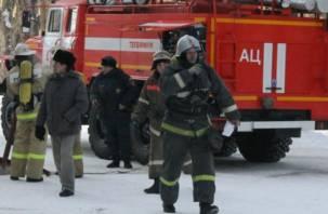 В Смоленске из школы эвакуировали учеников и педагогов