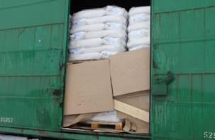 В Смоленске не пропустили 60 тонн французского сухого молока