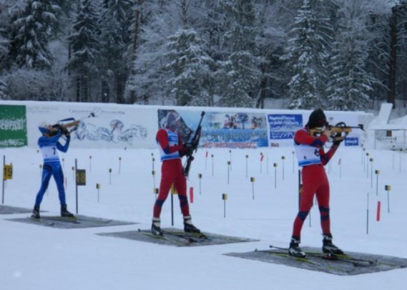В Смоленской области пройдут общероссийские соревнования по биатлону
