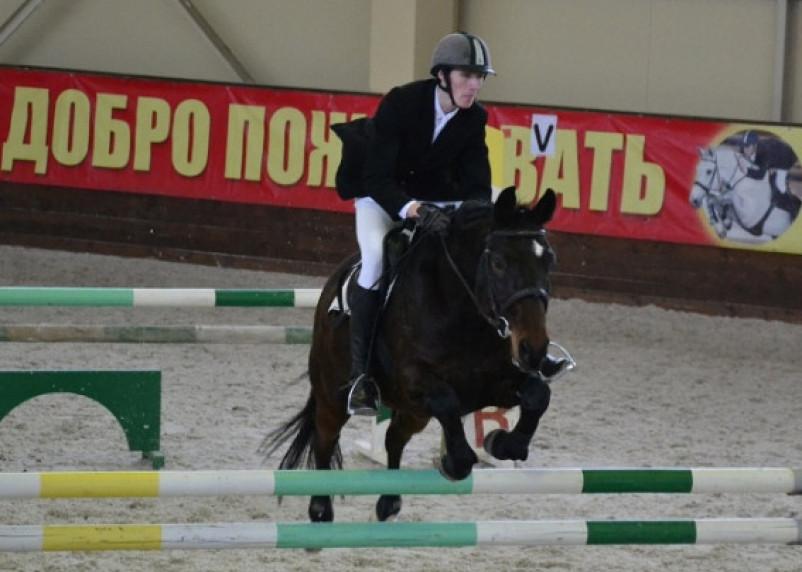 В Смоленске проходит конно-спортивный Кубок Победы