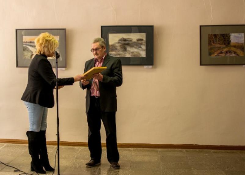 В смоленском филиале МЭИ открылась очередная художественная выставка